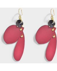 Marni Petal in Resin Earrings A7oBCwM8U