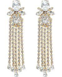 Shourouk - Riviera Earrings - Lyst