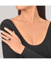 Voodoo Jewels - Sigillum Bronze Ring - Lyst