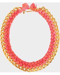 Aurelie Bidermann - Do Brasil Necklace - Lyst