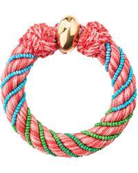 Aurelie Bidermann | Maya 10 Mm Bracelet | Lyst