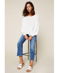 ONLY - 7/8-length Jeans - Lyst