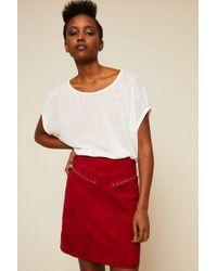 Mkt Studio - Leather Skirt - Lyst