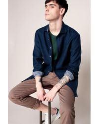 Hackett - Long Sleeve Shirt - Lyst