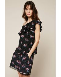 Pepe Jeans - High-waisted Short - Lyst