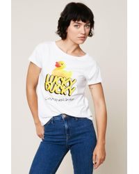 Love Moschino - T-shirts & Polo Shirts - Lyst