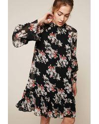 Vila | Videsnia Flounce Dress Summer Dress | Lyst