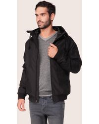 Volcom - Quilted Jacket - Lyst