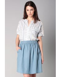 See U Soon - Mini Skirt - Lyst
