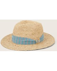 Sessun - Straw Hat - Lyst