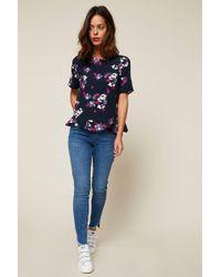 Vero Moda | Slim-fit Trousers | Lyst
