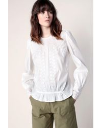 Sessun - Embroidered Tunics - Lyst