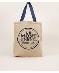 Le Mont St Michel - Canvas Bags - Lyst