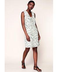 IKKS - Short Dress - Lyst