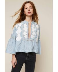 Free People - Tunics - Lyst