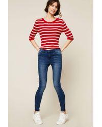 Vila | Skinny Jeans | Lyst