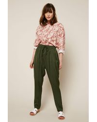 American Vintage - High-waisted Trouser - Lyst