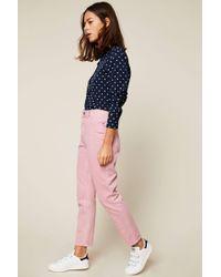 Vero Moda - Mommy Jeans - Lyst