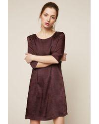 School Rag - Short Dress - Lyst