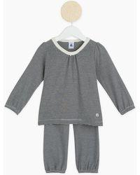 Petit Bateau - Pyjama And Nightdresse - Lyst