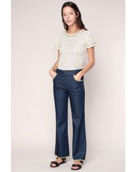 Manoush - Flared Jeans - Lyst