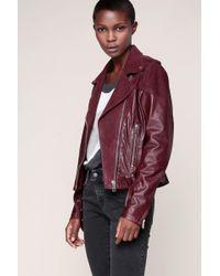 DIESEL | Leathers & Skins | Lyst