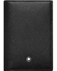 Montblanc - Sartorial Business Card Holder With Gusset - Lyst