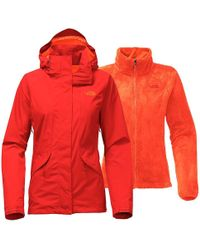 The North Face - Boundary Triclimate Jacket - Lyst