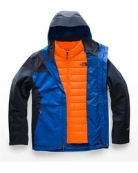 81b8509ba The North Face Atlas Triclimate Jacket in Green for Men - Lyst