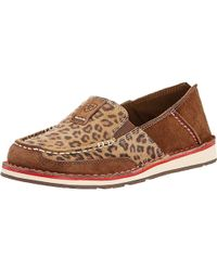 a9efc7d49e3 Lyst - Ariat Shalimar in Red