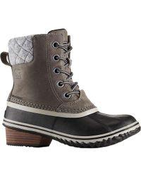 Sorel - Slimpack Lace Ii Boot - Lyst