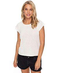 Roxy - Atmospheric Desert Shirt - Lyst