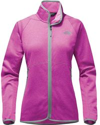The North Face - Arcata Full Zip Top - Lyst