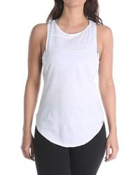 Vimmia - Pacific Pintuck Cowl Back Tank Top - Lyst