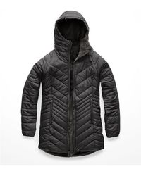 The North Face - Mossbud Insulated Reversible Parka - Lyst