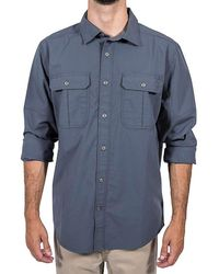 Gramicci - No-squito Outback Convertible Ls Shirt - Lyst