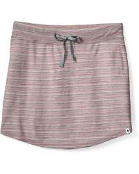 Smartwool - Horizon Line Skirt - Lyst