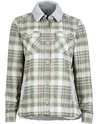 Marmot - Hayden Reversible Ls Shirt - Lyst