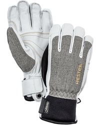 Hestra Army Leather Gore-tex Short Glove