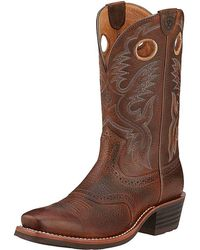 Ariat - Heritage Roughstock Boot - Lyst