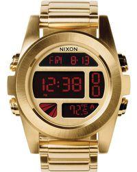 Nixon - Unit Ss Watch - Lyst