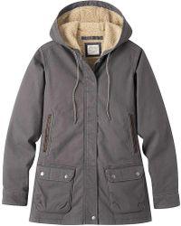 Mountain Khakis - Ranch Shearling Hooded Jacket - Lyst