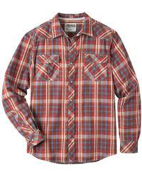 Mountain Khakis - Rodeo Shirt - Lyst