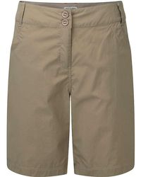 Craghoppers - Nat Geo Nosilife Pro Lite Short - Lyst