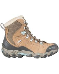 Oboz | Bridger Insulated Bdry 7in Boot | Lyst