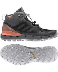 Lyst adidas Terrex Swift R2 Gore tex Hiking Shoe in Gray