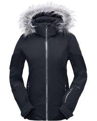 Spyder - Diabla Faux Fur Jacket - Lyst