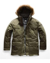 The North Face - Mcmurdo Parka Iii - Lyst