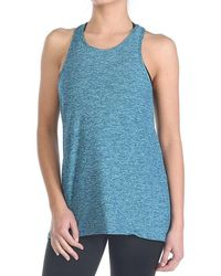 Beyond Yoga - Can't Hardly Lightweight Spacedye Keyhole Tank Top - Lyst