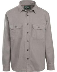 Woolrich - Expedition Chamois Shirt - Lyst